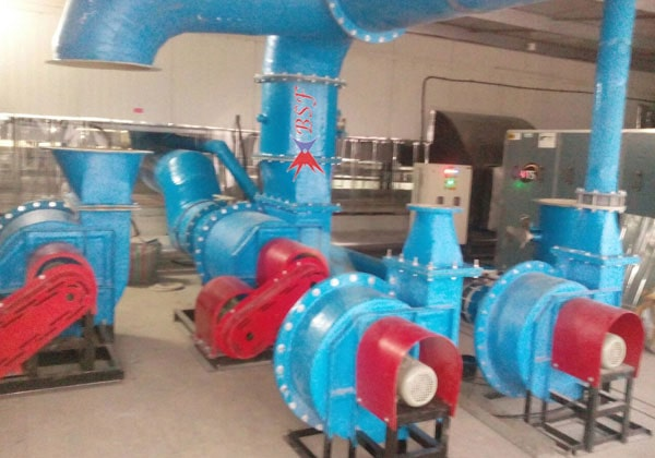 FRP Blowers Manufacturers in India