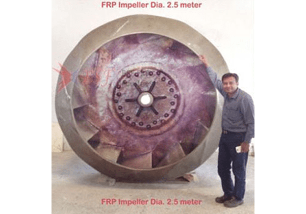 FRP Blowers Suppliers in India