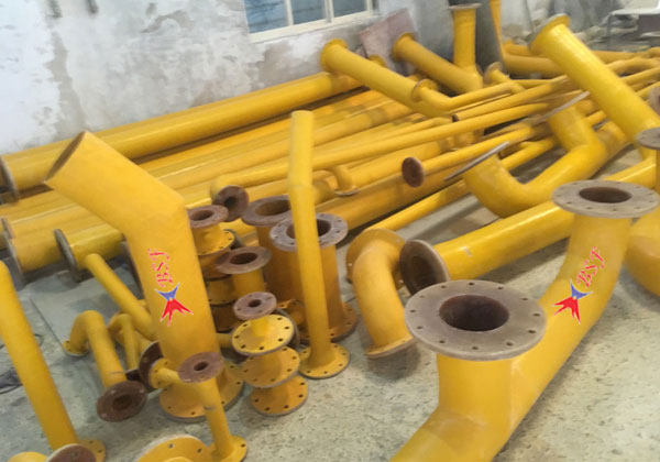 FRP Pipe| PP FRP Pipe Fittings Manufacturers - Vapi, Bharuch